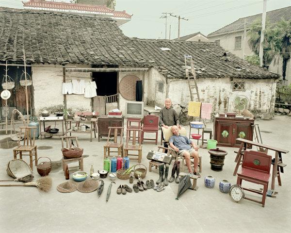 Family Stuff... Photographers Huang Qingjun & Ma Hongjie