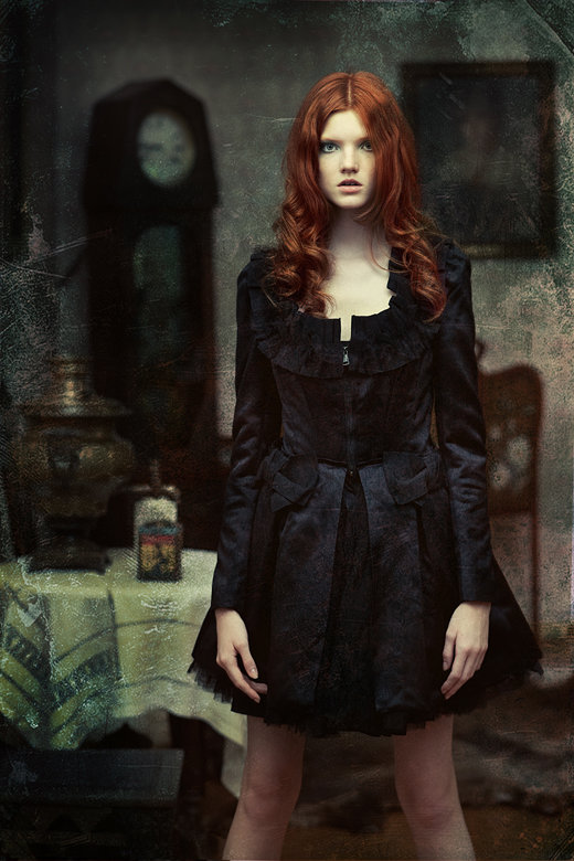 Mysteries of the old house… Photographer Andrey Yakovlev