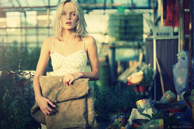 Model Portrait by Jaroslav Monchak