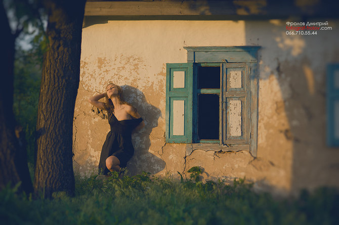 Abandoned Wind… Photographer Dmitry Frolov