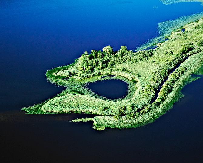 Aerial Views… Photographer Bernhard Lang