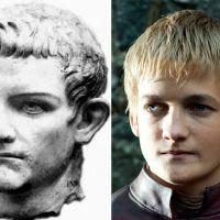 Caligula and Joffrey look alarmingly similar.