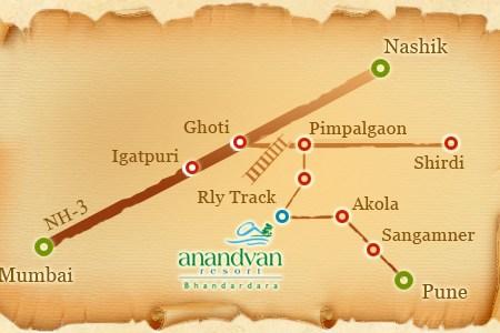 how to reach bhandardara from mumbai   1daypicnic