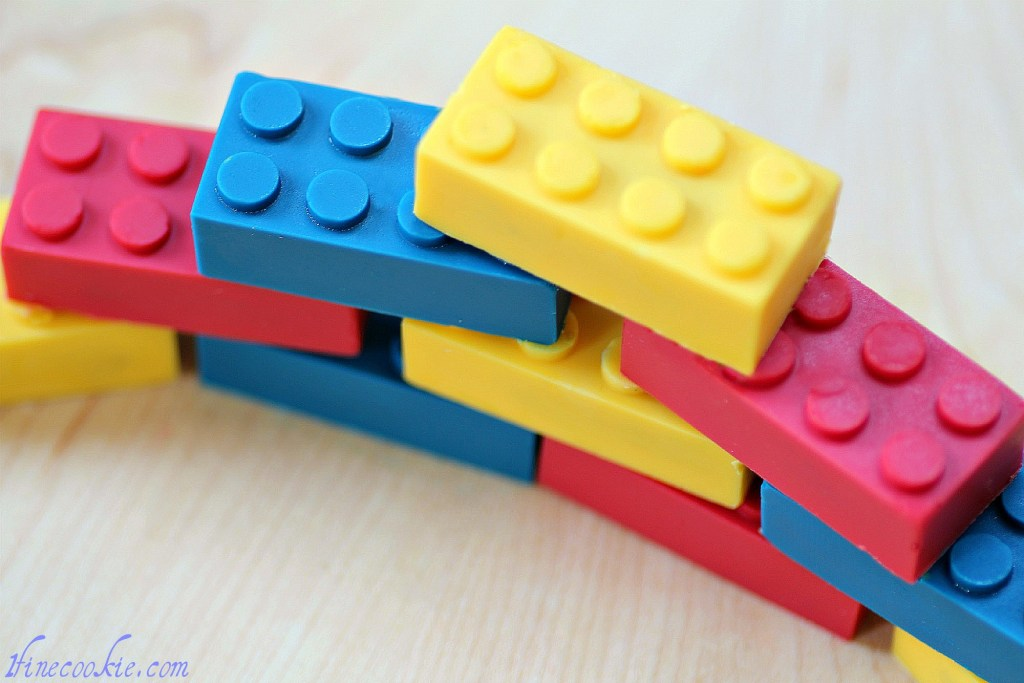 Lego Crafts for Brick Lovers from In Our Pond