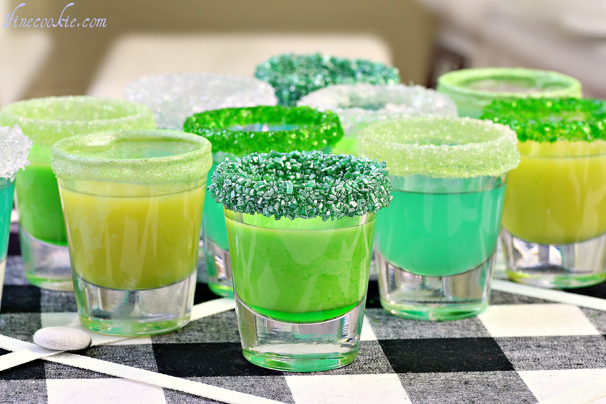 Alcoholic Lolly Drinks