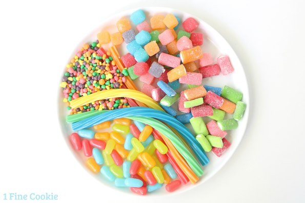 Layered Rainbow Frozen Drink, rainbow, drink, frozen, popsicles, sprinkles, candy, giant, adult, alcohol, spiked, candies, birthday, colorful, colors, twizzlers, airhead, nerds, jimmies, mike & ike, sour, fruity, clouds, recipe, tutorial, diy, how to make, easy, pops, affordable, cheap, rimmed, foodporn, idea, food, drink, cocktail, alcohol, happy hour, bartender,