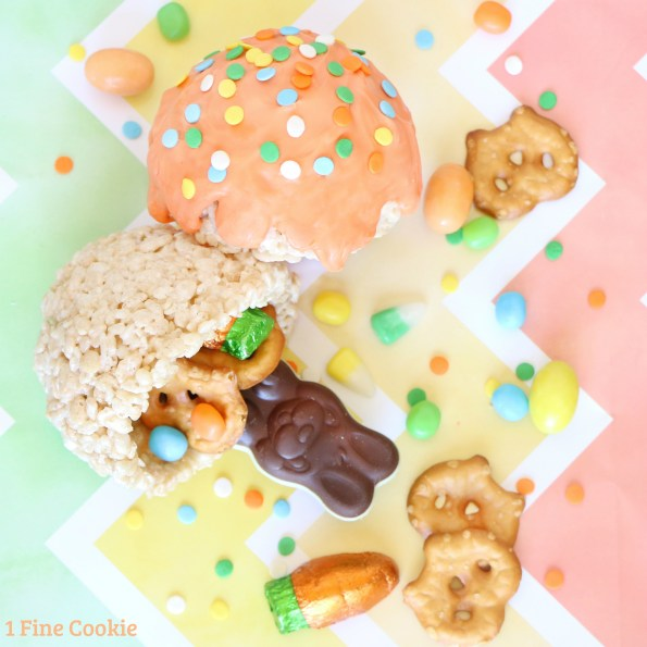 rice krispy, rice krispies, eggs, diy, how to make, rice krispies treat eggs filled with easter treats, rice krispies treat eggs, easter candy, filled, hollowed out, gift, idea, recipe, marshmallow, ice cream, dripping frosting, dripping icing, pastel, candy melts, sprinkles,
