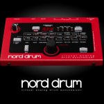 NAMM2012に登場 Nord Drum Analog Drum Synthesizer