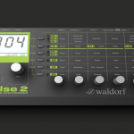 NAMM2012に登場 Waldorf Pulse2