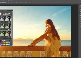 Hướng dẫn cài đặt VSCO CAM cho Photoshop