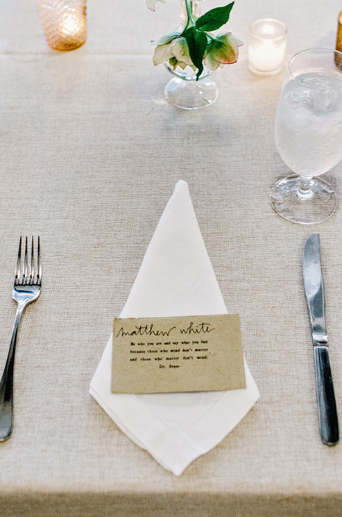 14 Surprisingly Cute And Creative Place Card Ideas
