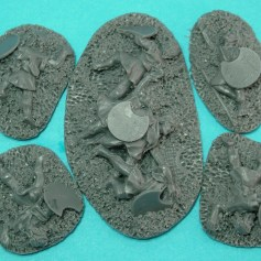28mm ancient greek light infantry casualties