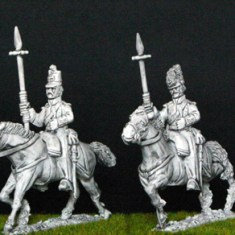 Mexican Line cavalry