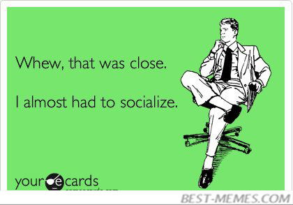 Bad Person, Antisocial or Just Plain Awkward?