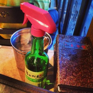 Soju Cleanser