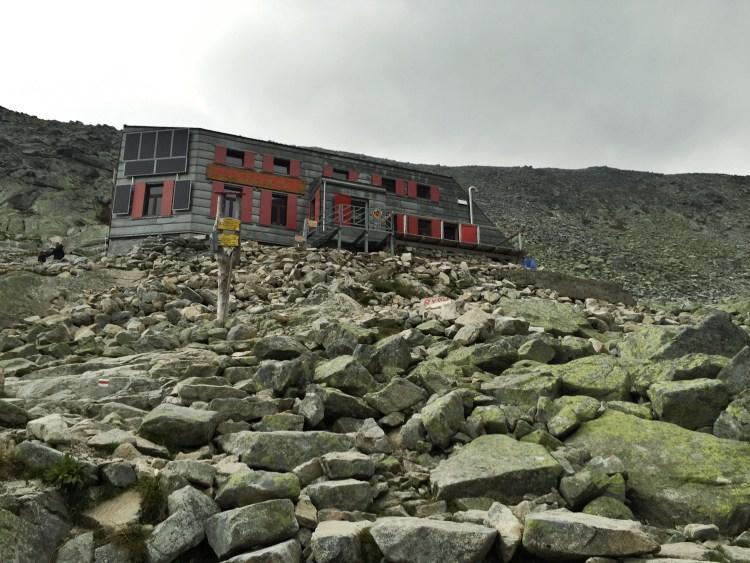 Chata pod Rysmi, Hohe Tatra Rysy