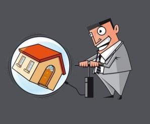 [을의 경제학] 부동산 투기는 벤처 투자가 아니다