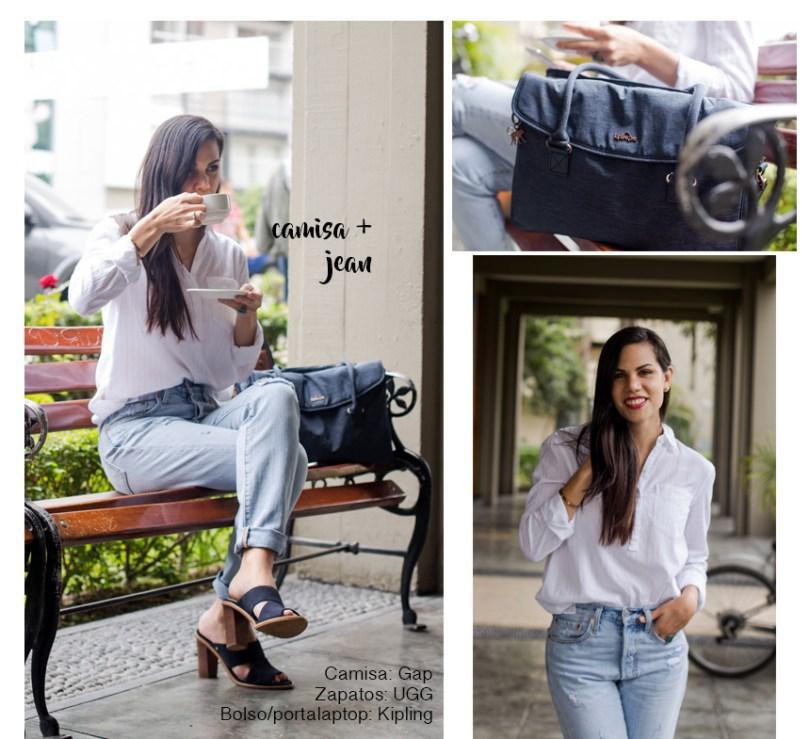 look navidad jean y camisa omg blog