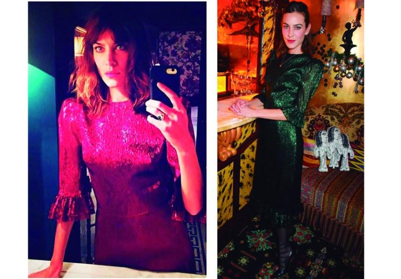 1 Vampires wife dress alexa chung