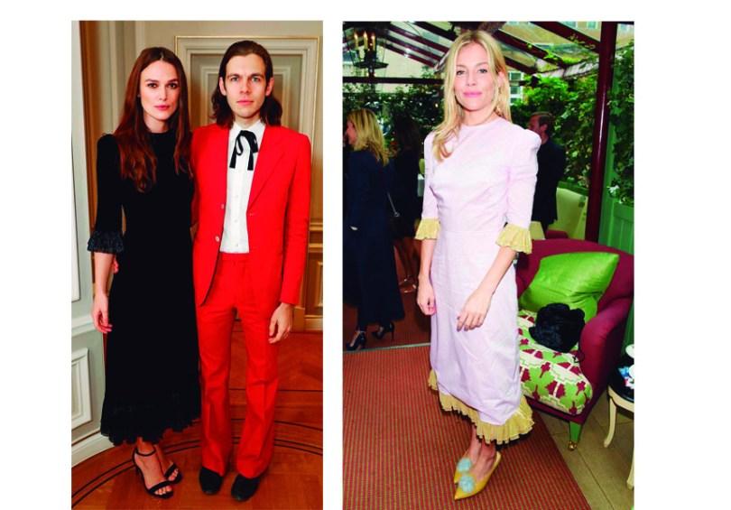 vampires dress actrices