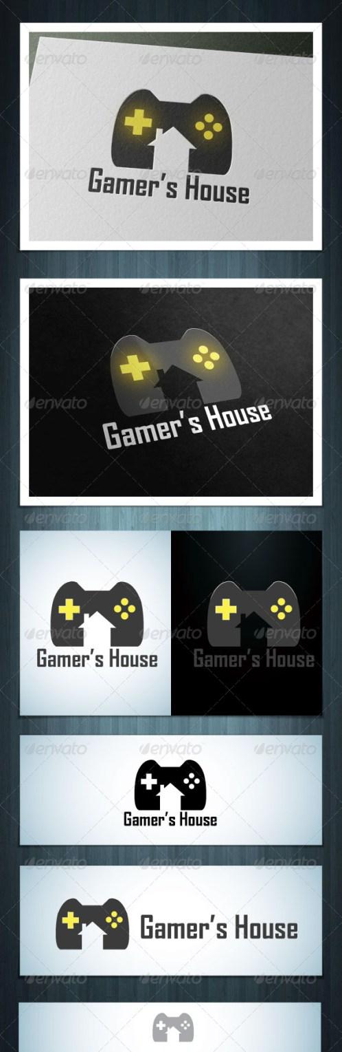 Logotipos para Salones Recreativos.