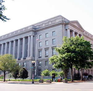 IRS building on constitution avenue in DC