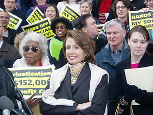 300px Pelosi Social Security Rally 1