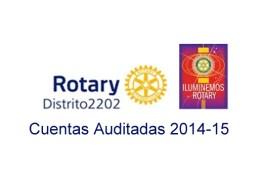 Cuentas Auditadas D.2202 2014-15