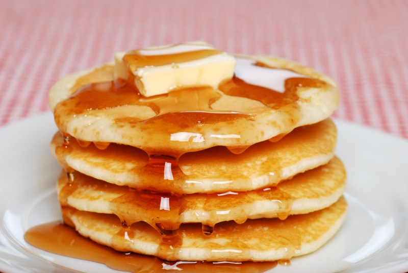 Large Of All You Can Eat Pancakes