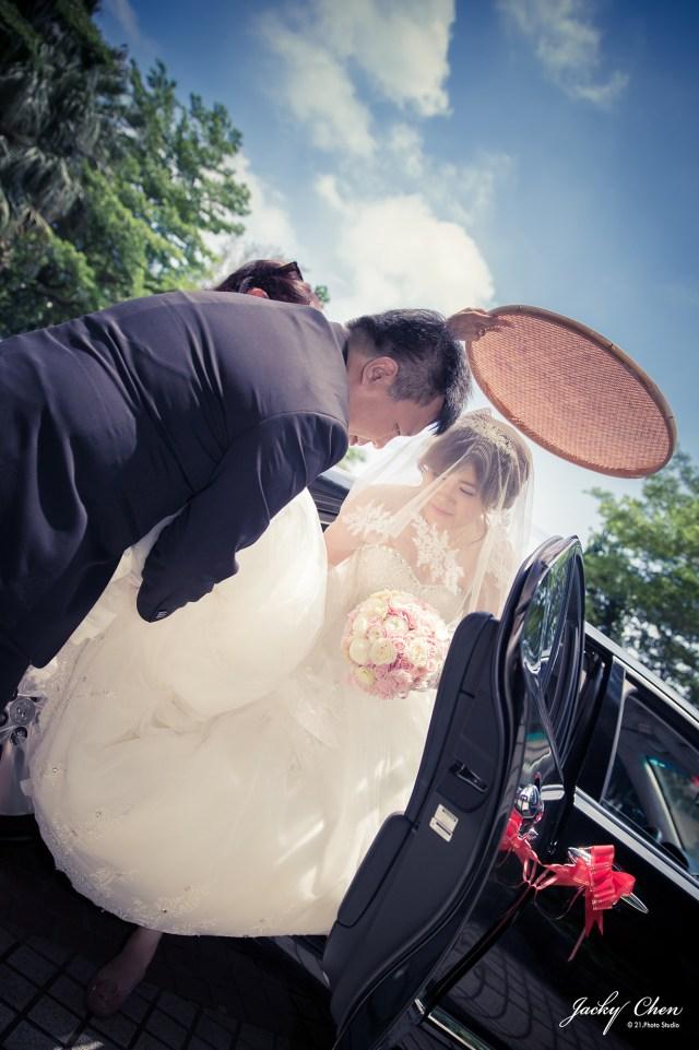 【Jacky】婚禮記錄 啟中 & 淑貞