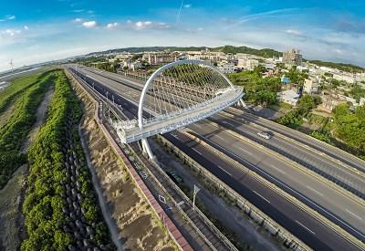 新竹-豎琴橋