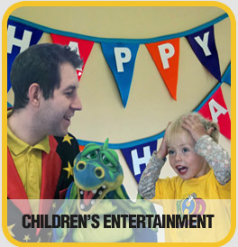 Magician Nottingham | Childrens Entertainer | Wedding Magician
