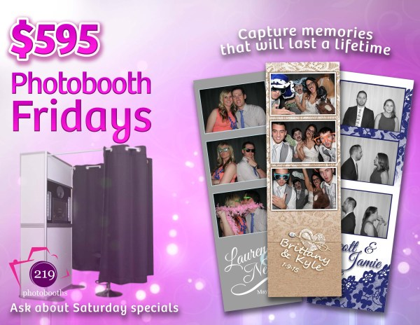 Northwest Indiana Photo Booth Photobooth