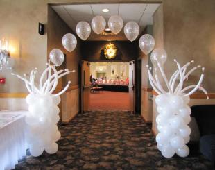 Balloon Wedding Arch It's My Party
