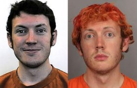 James Holmes before and after