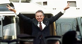 TB Threat? 'PM is a lightweight and Corbyn's a nutter so I'm back,' says Tony Blair
