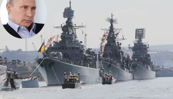 Head of Ukraine Navy Defects to Russia as Chess Match Heats Up