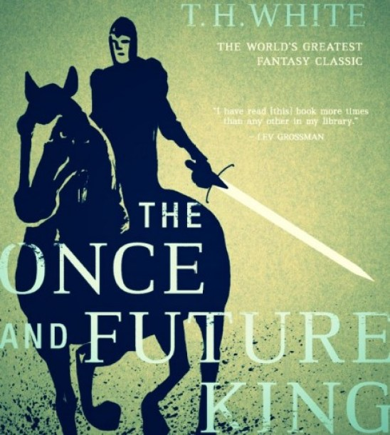 21WIRE ARTCLE IMAGE-The Once & Future King book Cover-linked to US Army Project Camelot