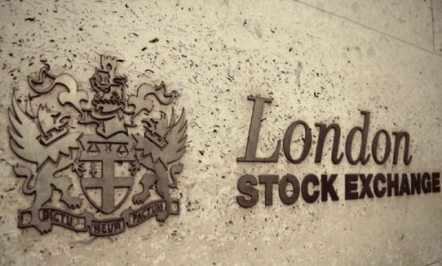 London Stock Exchange -21WIRE IMAGES