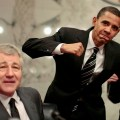 Hagel's Ritual Resignation and 'The War Ahead'