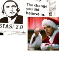 Sneaky NSA Releases Report on Its Illegal 'Intelligence' Collection on Christmas Eve