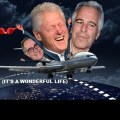 Mile Sly Club: Clinton, Dershowitz and The Prince on Billionaire's Pedophile Sex Jet
