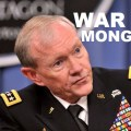 War Mongering Lunatic: US Gen. Martin Dempsey Wants 'Lethal Aid' For Ukrainian Fascists