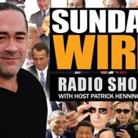 Sunday Wire with host Patrick Henningsen