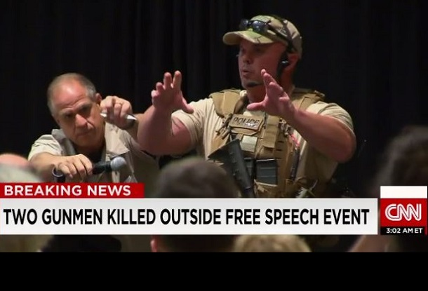 Image result for Garland, Texas free speech event in May 2015