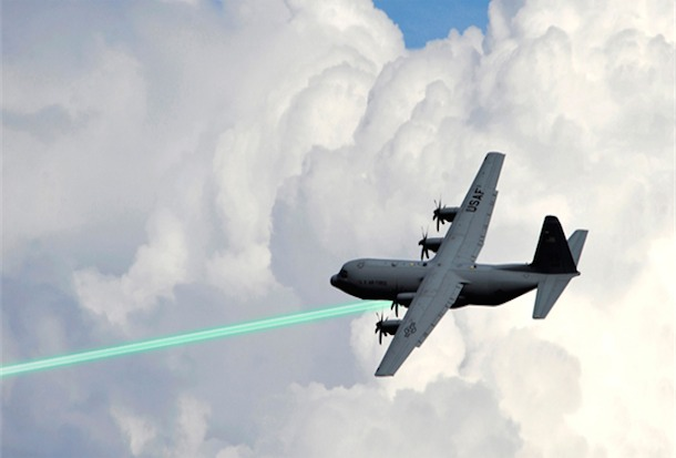Star Wars: DARPA's Death Ray Begins Testing