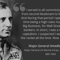 'War is a Racket': Forbidden History on Memorial Day