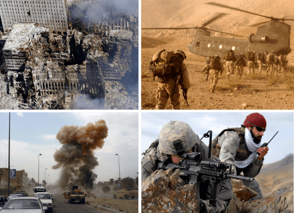 americas global war on terrorism Terrorism in america goes back to the founding days of the colony in the period before the civil war, american social global terrorism comes to america.