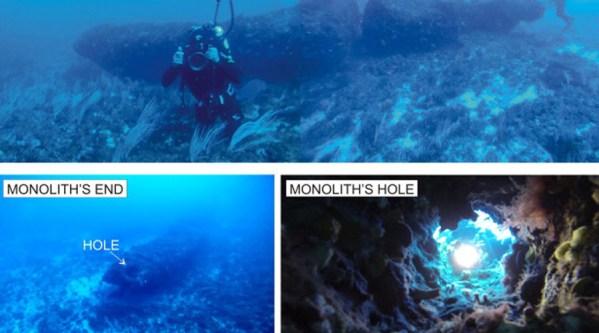 ATLANTIS? 10,000 Year Old Megalith Rewrites Mediterranean History Mega1