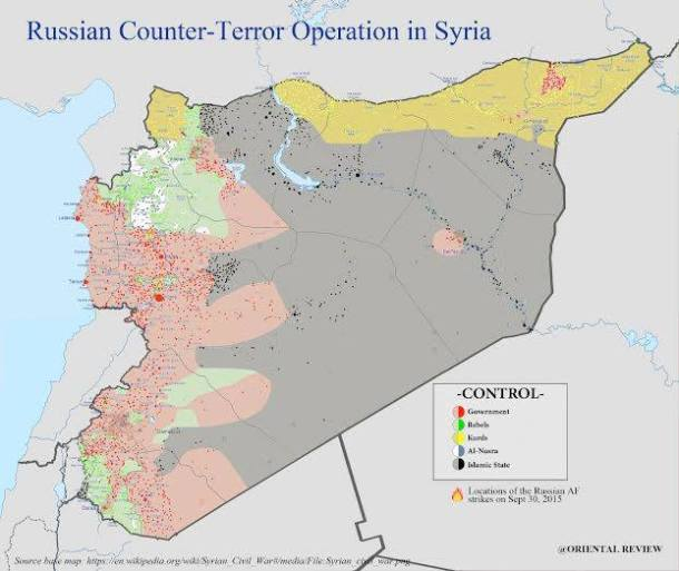 Syria-Battle-Map
